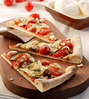 Mediterrane pizzapunten