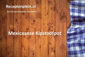 Mexicaanse Kipstoofpot