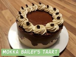 Mokka-bailey's-taart