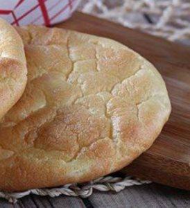 Oopsie brood (lunch)