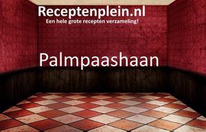 Palmpaashaan
