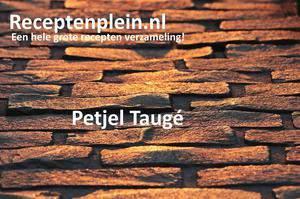 Petjel Taugé