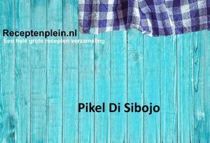 Pikel Di Sibojo