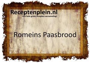 Romeins Paasbrood