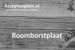 Roomborstplaat 2