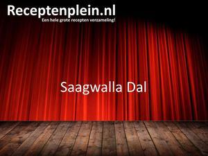 Saagwalla Dal