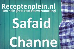 Safaid Channe