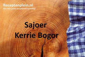 Sajoer Kerrie Bogor