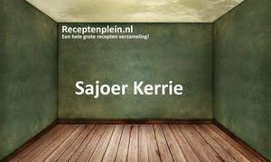 Sajoer Kerrie