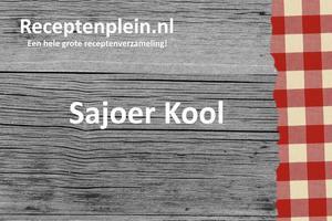 Sajoer Kool