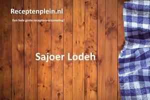 Sajoer Lodeh 2