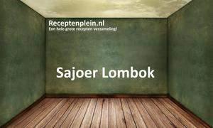 Sajoer Lombok