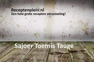 Sajoer Toemis Tauge