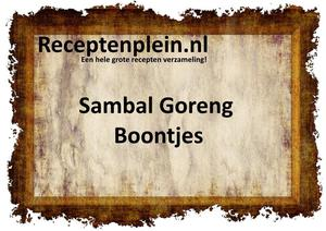 Sambal Goreng Boontjes 3