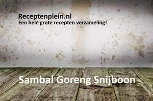 Sambal Goreng Snijboon