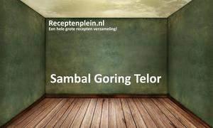 Sambal Goring Telor 2