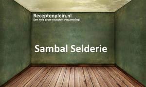 Sambal Selderie