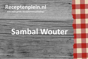 Sambal Wouter