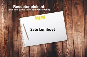 Saté Lemboet