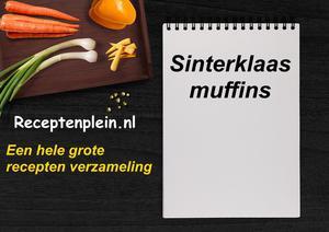 Sinterklaasmuffins