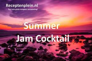 Summer Jam Cocktail