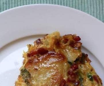 Tortilla Lorraine