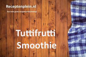 Tuttifrutti Smoothie