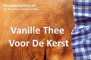 Vanille Thee Voor De Kerst