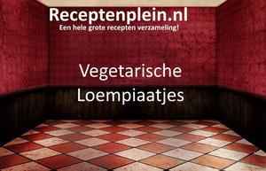 Vegetarische Loempiaatjes
