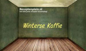 Winterse Koffie