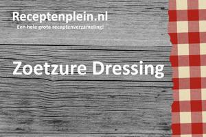 Zoetzure Dressing