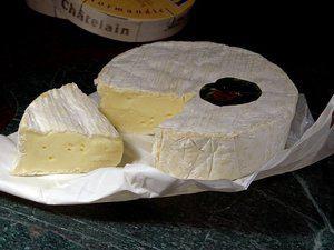 Camembert aardappelschotel
