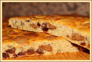 kruidnoten cake