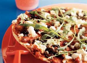 Tortilla's pizza Napoletana
