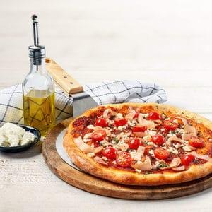 Griekse goden pizza
