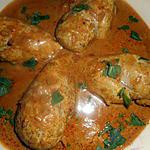 Kipfilet in curry