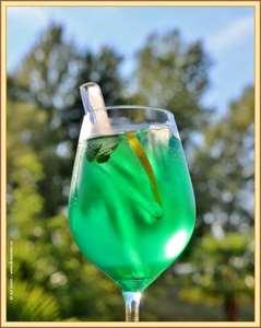 Munt cocktail – zomers drankje zonder alcohol