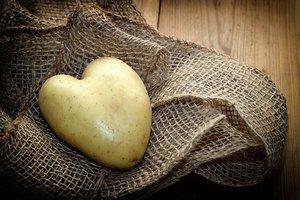 Aardappelen met kaviaar