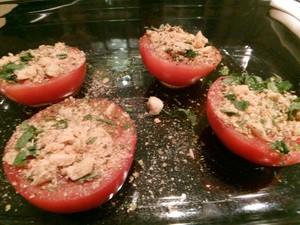 Provençaalse tomaten