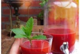 Slow Juice Rood 01