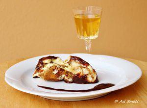 Hollandse tiramisu van saroma-pudding, de Giannadisì